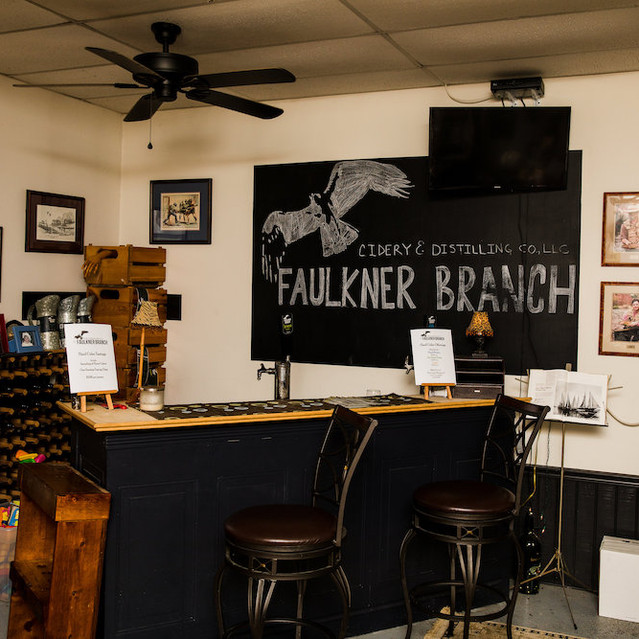 Faulkner Branch Cidery at Blades Orc