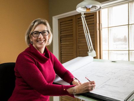 Design Of Our Lives: Meet Architect Christine Dayton