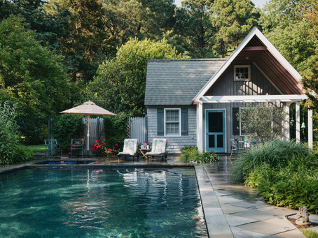 Hearthbeat: Pool Houses Across the Eastern Shore