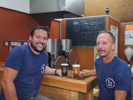 The Quiet Success of Bull and Goat Brewery