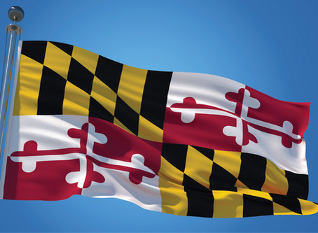 HISTORY OF THE MARYLAND FLAG