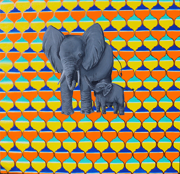 Dream of elephants