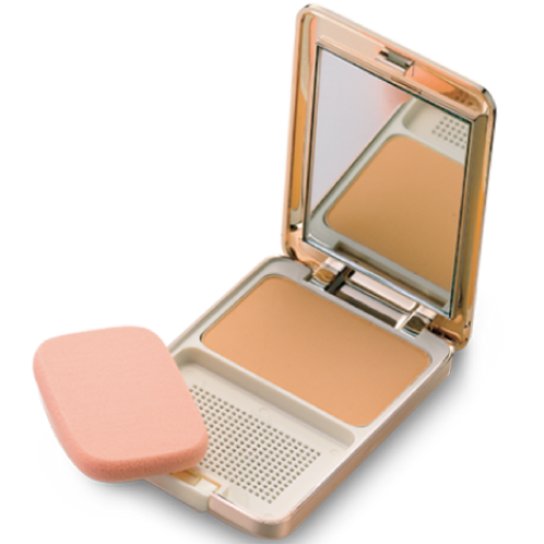 MTI Compact Powder Foundation With Sunscreen