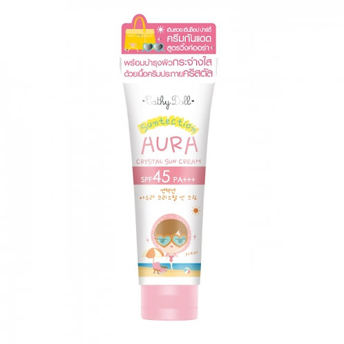 Cathy Doll Suntection Aura Crystal Sun Cream SPF45