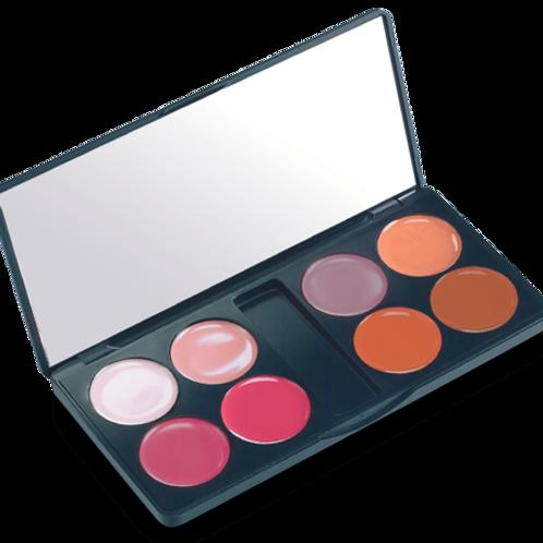 MTI  Lipstick Palette