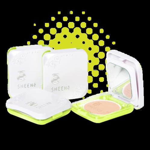 Sheene oil free whitening cake powder SPF 25 PA++