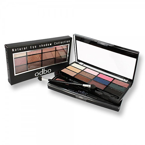 odbo Natural Eye shadow Collection