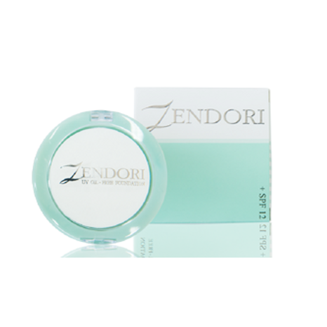 Zendori UV Oil-Free Foundation SPF12