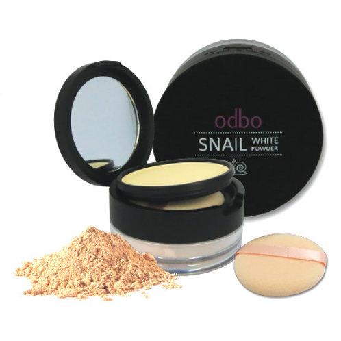 odbo Snail white powder