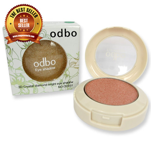 odbo 3D Crystal diamond bright eye shadow 4g.