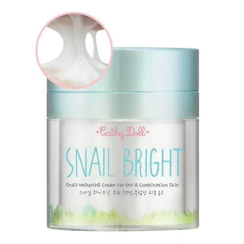 Cathy Doll Snail Whitening Cream 50g