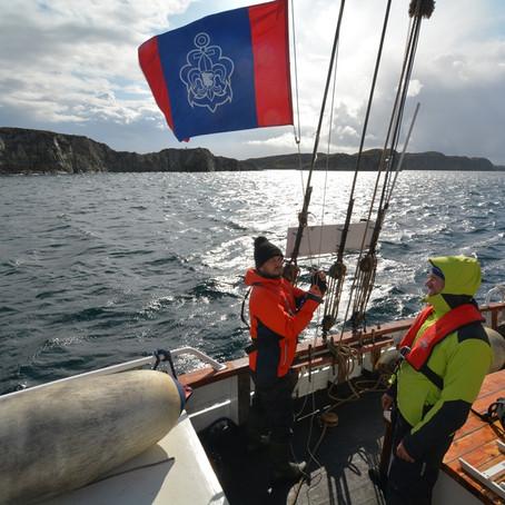 Sea - scouts sailing camp