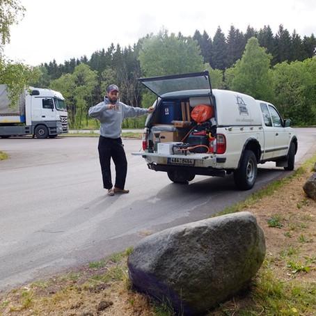Pictures from Road Trip to Bergen Pár obrázků z cesty do Bergenu