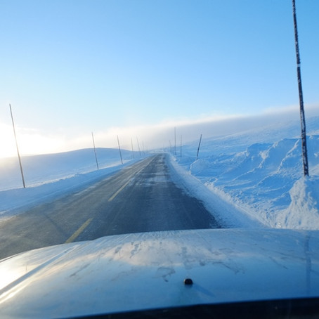 15) Winter Road Trip to Norway