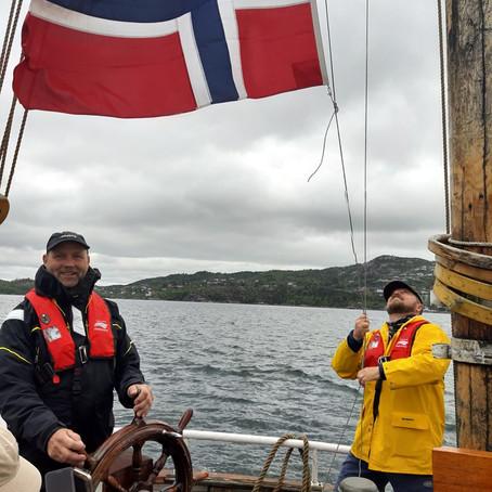 Sailing Trip to Fedje island