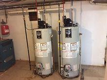 M&S TECHNICIANS - Hot water heater