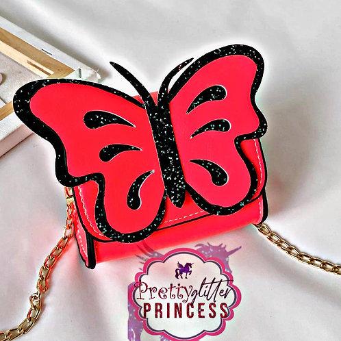 Mini Butterfly Purses
