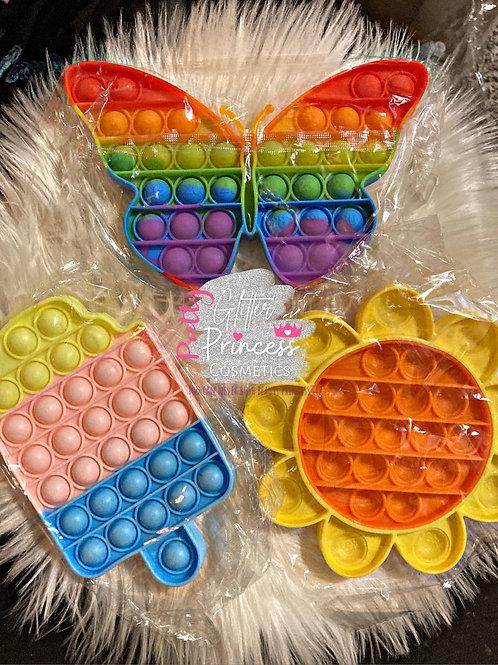 Princess Fidget Bubble Pops It's