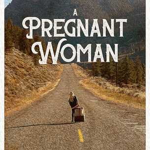 A PREGNANT WOMAN by  Ana Carrizales