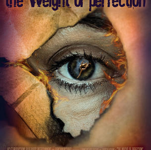 THE WEIGHT OF PERFECTION by Anabelle D. Munro and Leanne Bishop