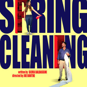SPRING CLEANING by Joe Booth
