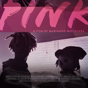 PINK by Marianne Mosquera