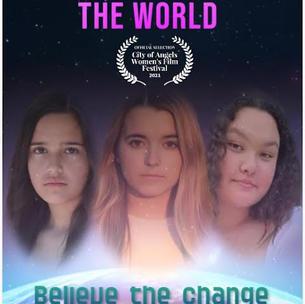 A Girl Can Change the World by Andrea Ureno