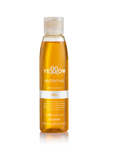 Yellow Nutritive Oil 125ml