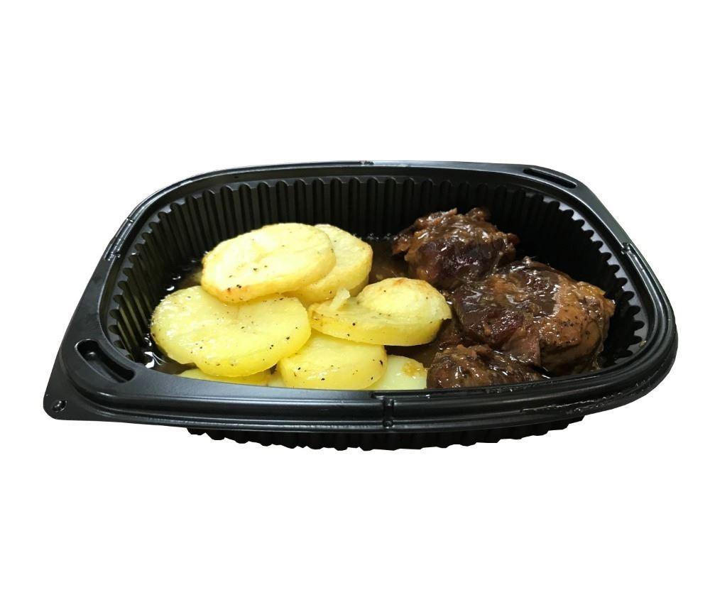Envase Micro para comidas