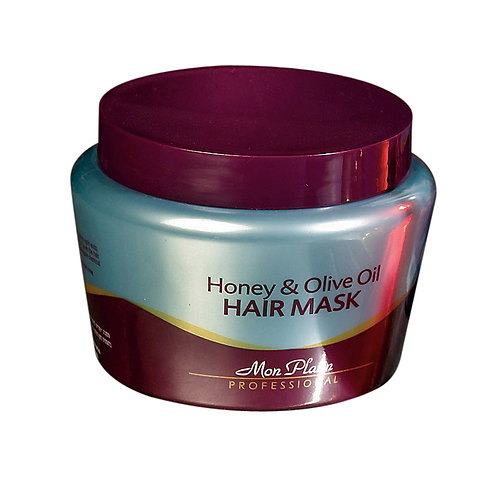 Honey & Olive Oil Hair Mask 500 ml