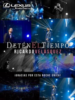 Ricardo Velasquez x Lexus