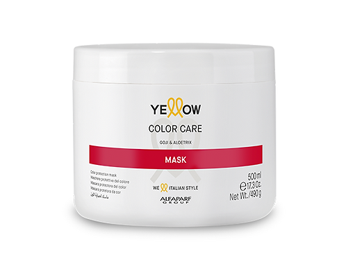 Yellow Color Care Mask 500ml