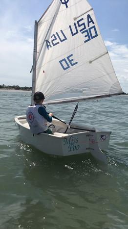 Opti Sailing Panama