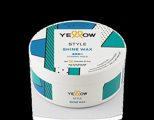 Yellow Style Shine Wax 100ml