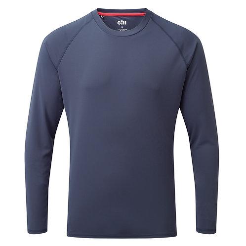 Men's UV Tec Long Sleeve Tee - Ocean