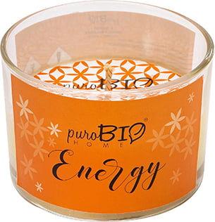 PuroBio Candle Energy