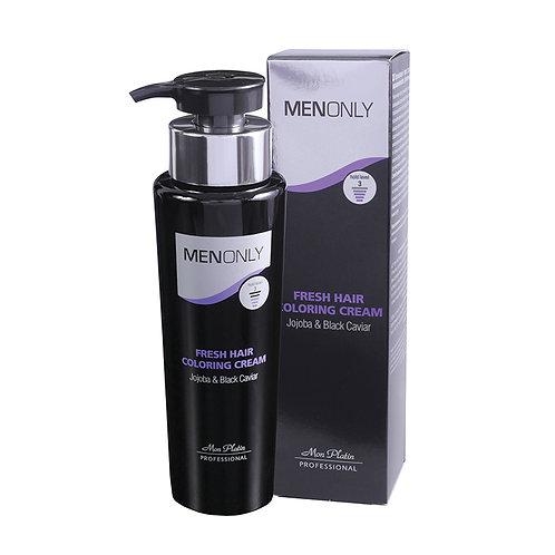 MENONLY Fresh hair coloring cream 250ml