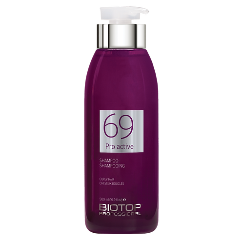 69 Curly Hair Shampoo 500ml
