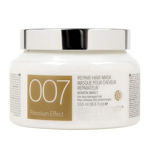 007 Keratin Hair Mask 550ml