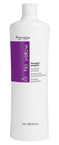 Fanola Original No Yellow Purple Shampoo 1000ml