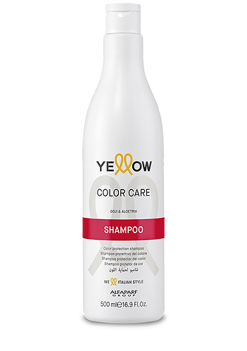 Yellow Color Care Shampoo 500ml