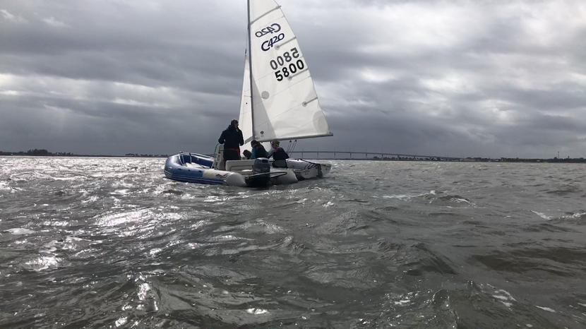 420 sailing PANAMA