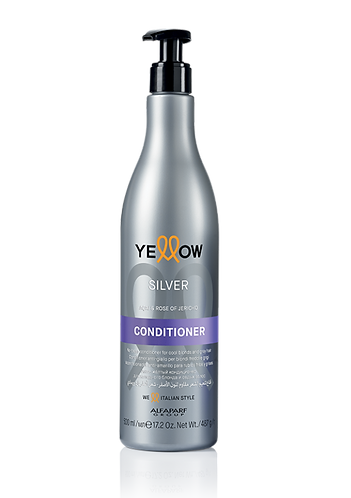 Yellow Silver Conditioner 500ml