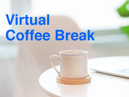 Virtual Coffee Break - 4 interessante Denkanstöße über die Gastronomiewelt nach Corona