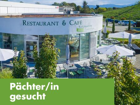Pächter für Betriebsrestaurant im Breisgau gesucht