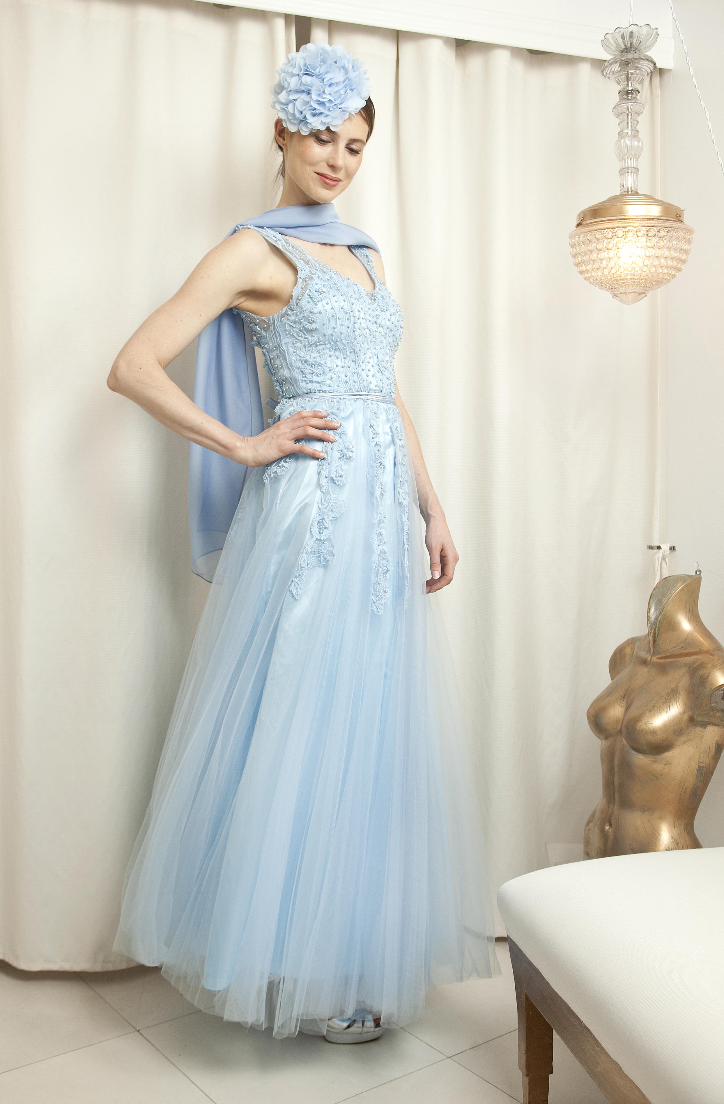 Siéntete como una princesa. | Vestidos de boda y fiesta en Barcelona ...