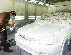 Protecting your spraybooth with protecti