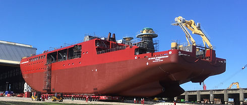 Protection for the RRS Sir David Attenbo