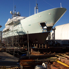 Atlantic Marine Vessel