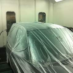 Automotive Spraybooths